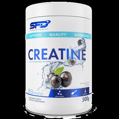 CREATINE 500 G. SFD NUTRITION