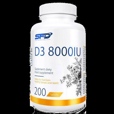 D3 8000 200 TABL. SFD
