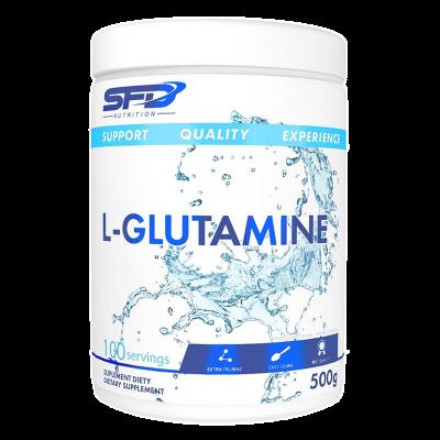 L-GLUTAMINE 500 G. SFD