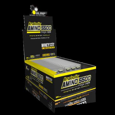 ANABOLIC AMINO 5500 30 KAPS. OLIMP
