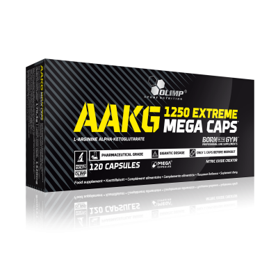 AAKG EXTREME 120 kaps.