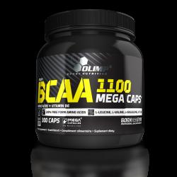 BCAA MEGA CAPS 300 KAPS. OLIMP