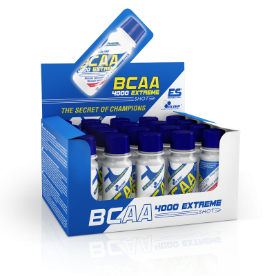 BCAA 4000 EXTREME SHOT® BOX