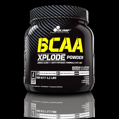 BCAA XPLODE powder 500 g.