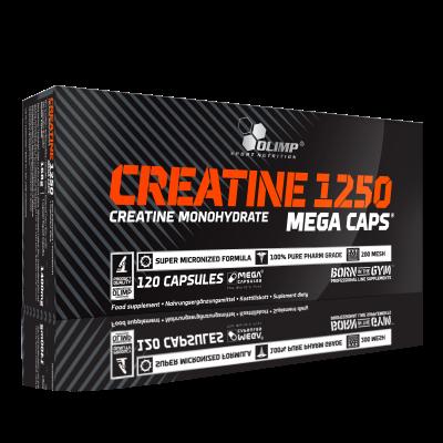 CREATINE MEGA CAPS 1250 120 kaps.