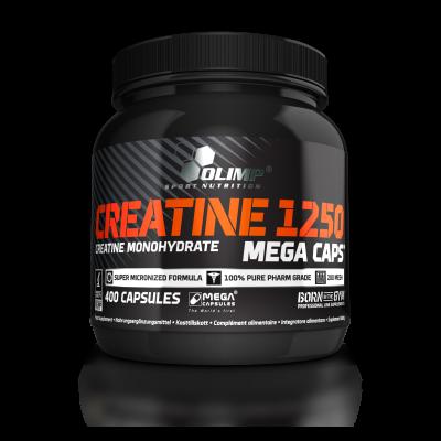 CREATINE MEGA CAPS 1250 400 kaps.