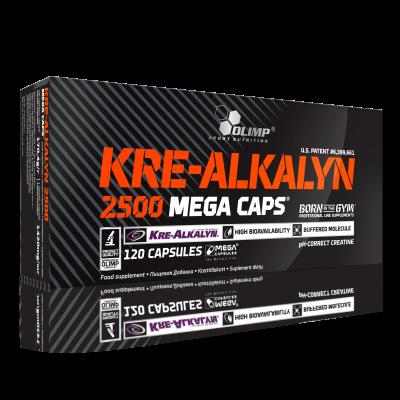 KRE-ALKALYN 2500 MEGA CAPS 120 kaps.