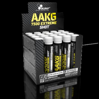AAKG 7500 EXTREME SHOT 25 ML OLIMP