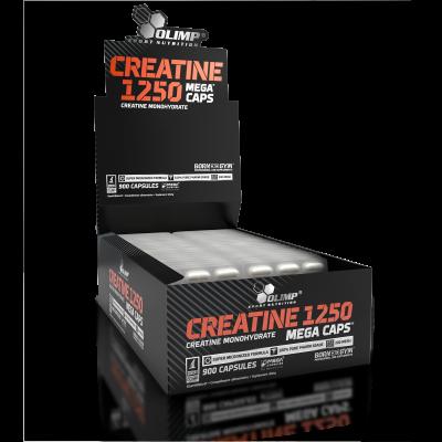 CREATINE MEGA CAPS 1250 30 kaps.