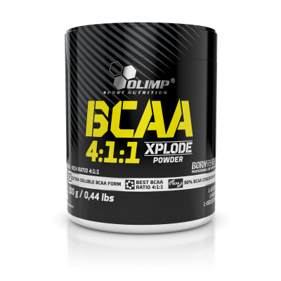 BCAA 4:1:1 XPLODE POWDER 200g
