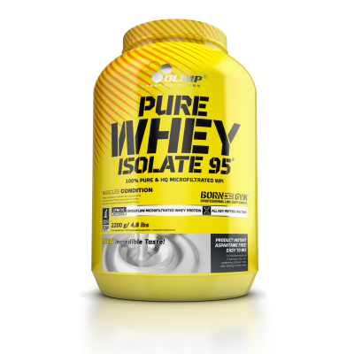 PURE WHEY ISOLATE 95 1800g