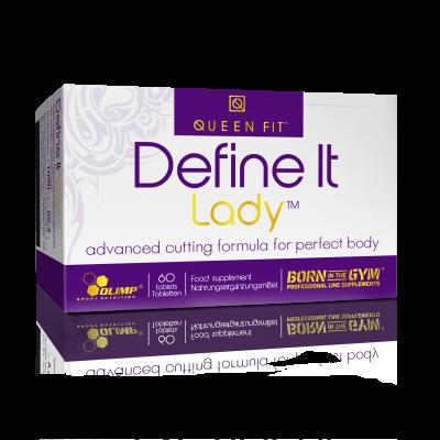 DEFINE IT LADY