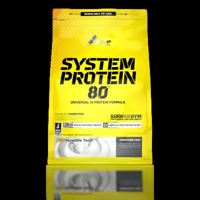 SYSTEM PROTEIN 80 0,7kg