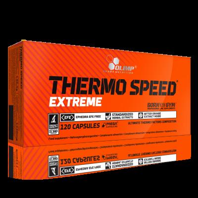 THERMO SPEED® EXTREME MEGA CAPS 120