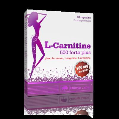 L-CARNITINE 500 FORTE PLUS™