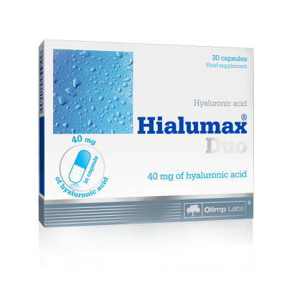 HIALUMAX DUO 30 KAPS. OLIMP LABS