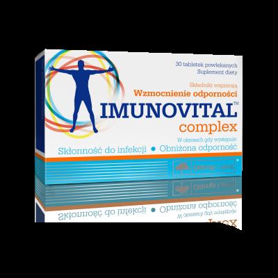 IMUNOVITAL COMPLEX 30 tabl.