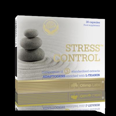 STRESS CONTROL 30 kaps