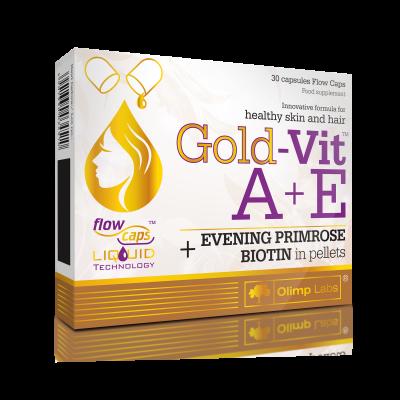 GOLD VIT A+E