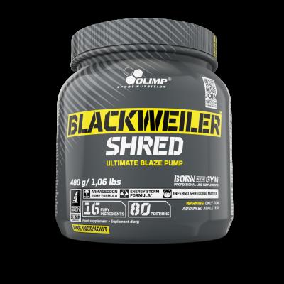 BLACKWEILER SHRED 480g.