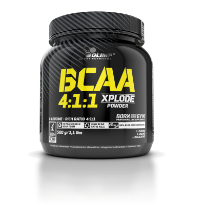 BCAA 4:1:1 XPLODE POWDER 500g OLIMP